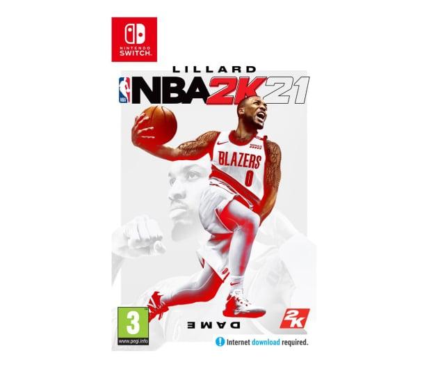 Switch NBA 2K21 - 578590 - zdjęcie