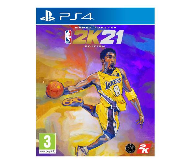 PlayStation NBA 2K21 - Mamba Forever Edition - 578595 - zdjęcie
