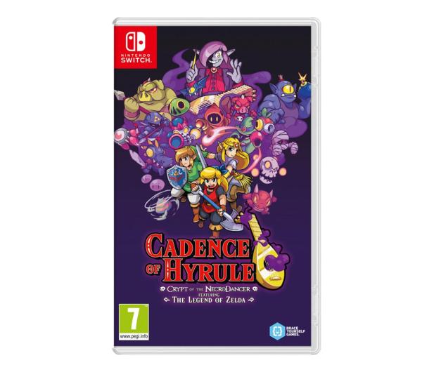 Switch Cadence of Hyrule: Crypt of the NecroDancer - 582440 - zdjęcie
