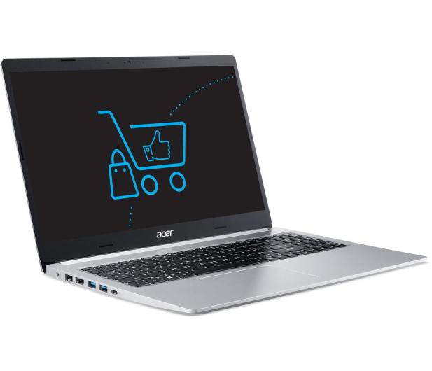 Acer Aspire 5 i5-1035G1/16GB/512 IPS Srebrny - 575733 - zdjęcie 2