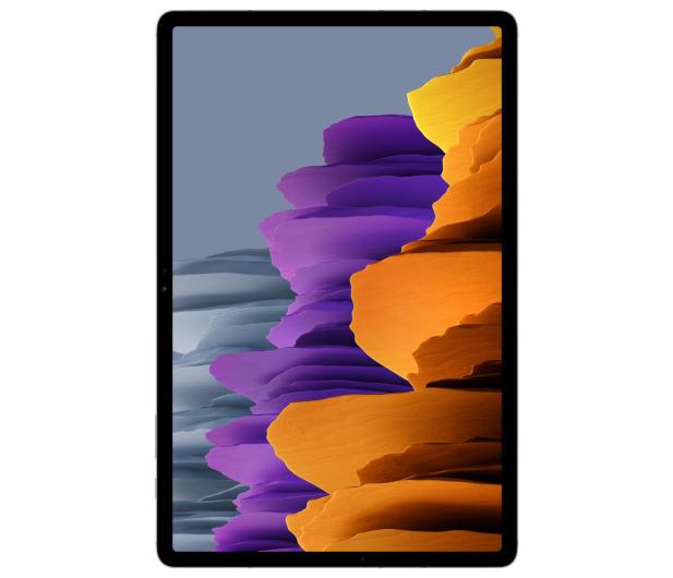 "Samsung Galaxy Tab S7+ 12.4"" T976 5G 6/128GB srebrny - 582701 - zdjęcie 2"