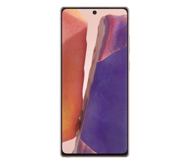 Samsung Galaxy Note 20 5G N981B Dual SIM 8/256 Miedziany - 580547 - zdjęcie 3