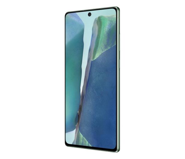 Samsung Galaxy Note 20 N980F Dual SIM 8/256 Zielony - 580535 - zdjęcie 2
