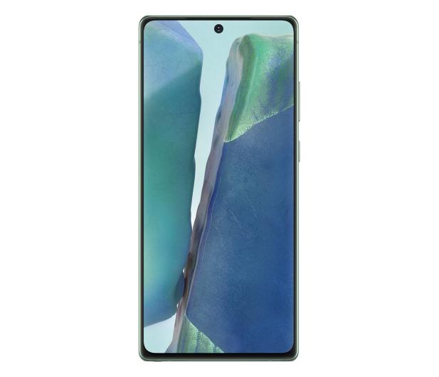 Samsung Galaxy Note 20 N980F Dual SIM 8/256 Zielony - 580535 - zdjęcie 3