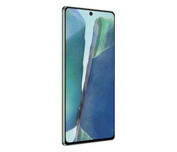 Samsung Galaxy Note 20 N980F Dual SIM 8/256 Zielony - 580535 - zdjęcie 4