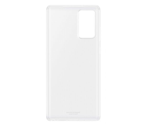 Samsung Clear Cover do Galaxy Note 20   - 582464 - zdjęcie 5