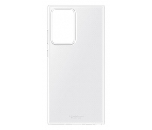 Samsung Clear Cover do Galaxy Note 20 ultra - 582479 - zdjęcie 4