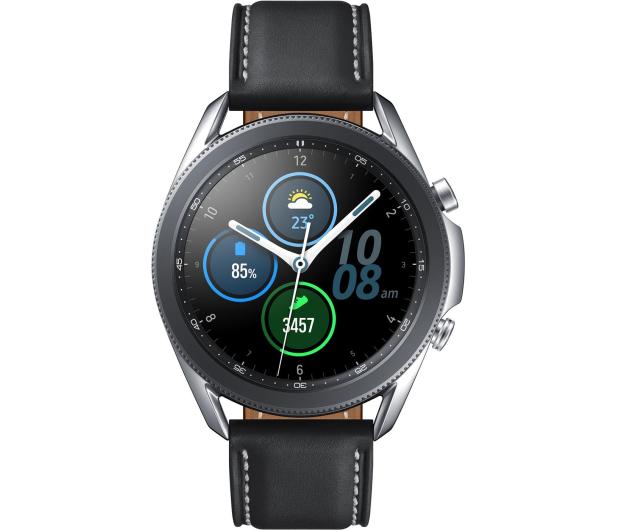 Samsung Galaxy Watch 3 R845 45mm LTE Mystic Silver - 581116 - zdjęcie 2