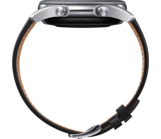 Samsung Galaxy Watch 3 R845 45mm LTE Mystic Silver - 581116 - zdjęcie 5