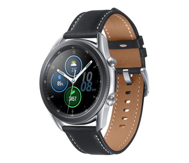 Samsung Galaxy Watch 3 R845 45mm LTE Mystic Silver - 581116 - zdjęcie