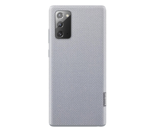Samsung Kvadrat Cover do Galaxy Note 20 Gray  - 582463 - zdjęcie