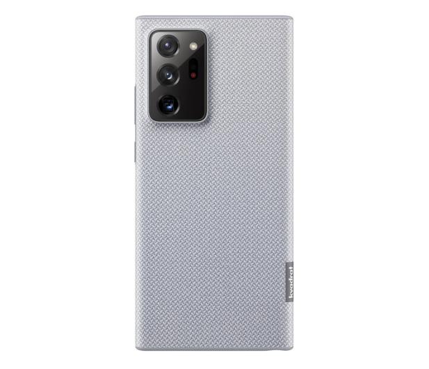 Samsung Kvadrat Cover do Galaxy Note 20 ultra Gray  - 582478 - zdjęcie
