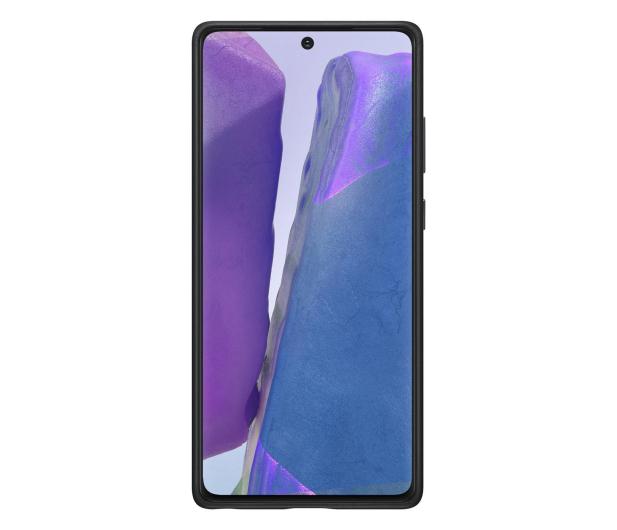 Samsung Leather Cover do Galaxy Note 20 Black  - 582459 - zdjęcie 3