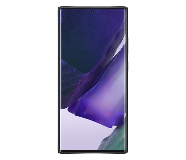 Samsung Leather Cover do Galaxy Note 20 ultra Black  - 582474 - zdjęcie 3