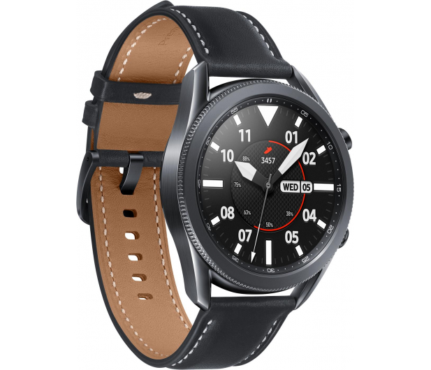 Samsung Galaxy Watch 3 R845 45mm LTE Mystic Black - 581115 - zdjęcie 3