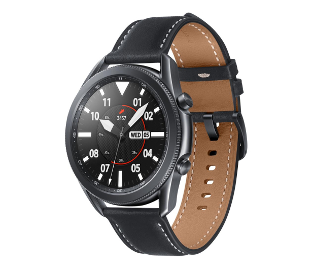 Samsung Galaxy Watch 3 R845 45mm LTE Mystic Black - 581115 - zdjęcie