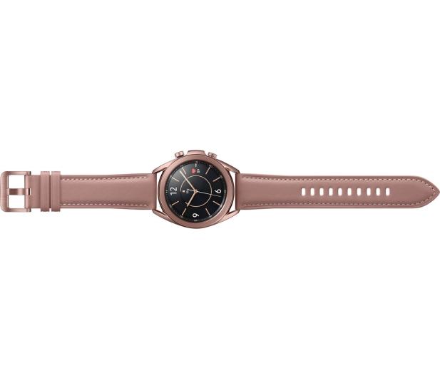 Samsung Galaxy Watch 3 R850 41mm Mystic Bronze - 581113 - zdjęcie 6