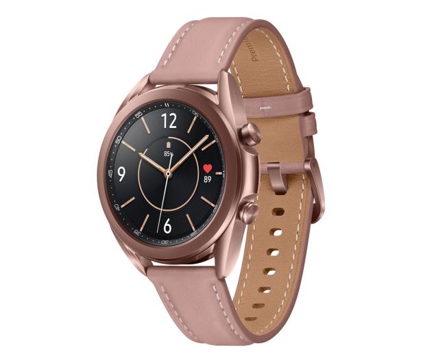 Samsung Galaxy Watch 3 R850 41mm Mystic Bronze - 581113 - zdjęcie