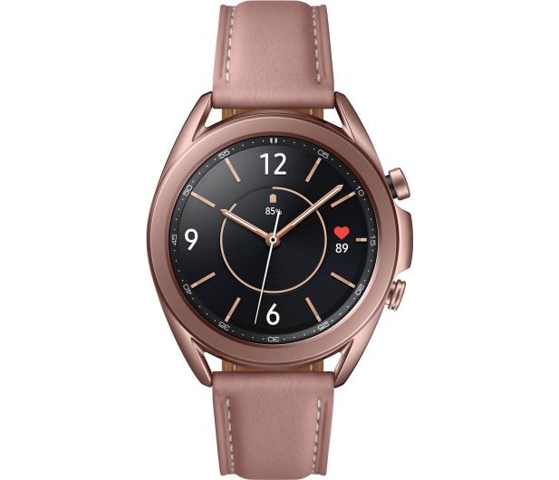 Samsung Galaxy Watch 3 R850 41mm Mystic Bronze - 581113 - zdjęcie 2