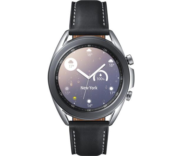 Samsung Galaxy Watch 3 R850 41mm Mystic Silver - 581114 - zdjęcie 2