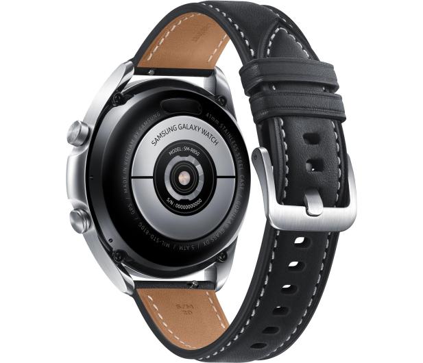 Samsung Galaxy Watch 3 R850 41mm Mystic Silver - 581114 - zdjęcie 4