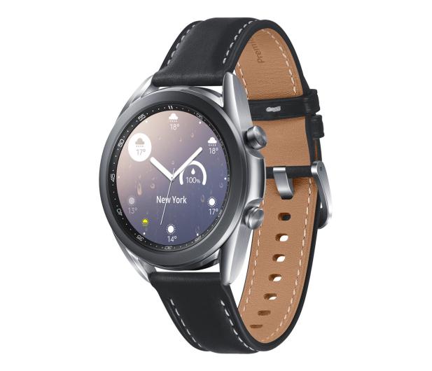 Samsung Galaxy Watch 3 R850 41mm Mystic Silver - 581114 - zdjęcie