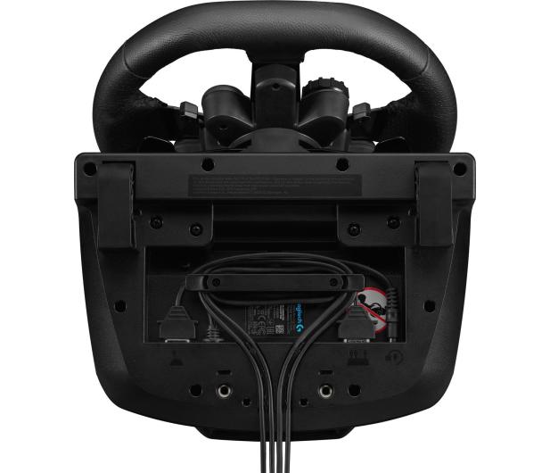 Logitech G923 + Shifter PS4/PC - 583235 - zdjęcie 9