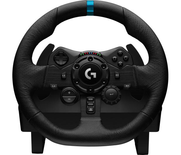 Logitech G923 + Shifter PS4/PC - 583235 - zdjęcie 3