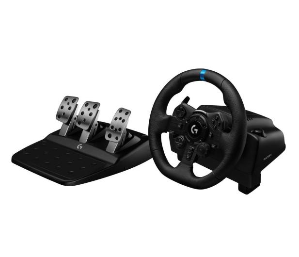 Logitech G923 + Shifter PS4/PC - 583235 - zdjęcie 2