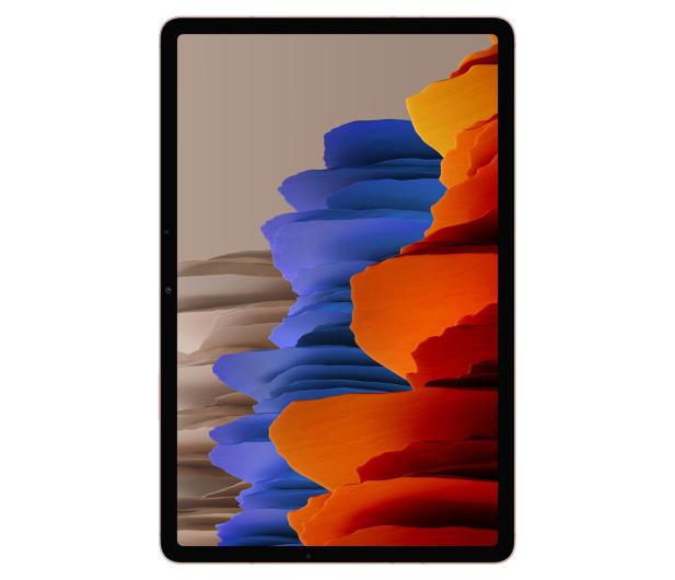 """Samsung Galaxy Tab S7 11"""" T870 WiFi 6/128GB miedziany - 582688 - zdjęcie 2"""