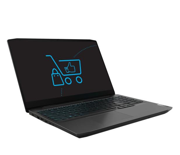 Lenovo IdeaPad Gaming 3-15 R5/16GB/256 GTX1650Ti 120Hz  - 626175 - zdjęcie