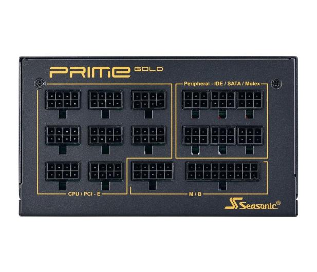 Seasonic Prime 1300W 80 Plus Gold - 500909 - zdjęcie 3