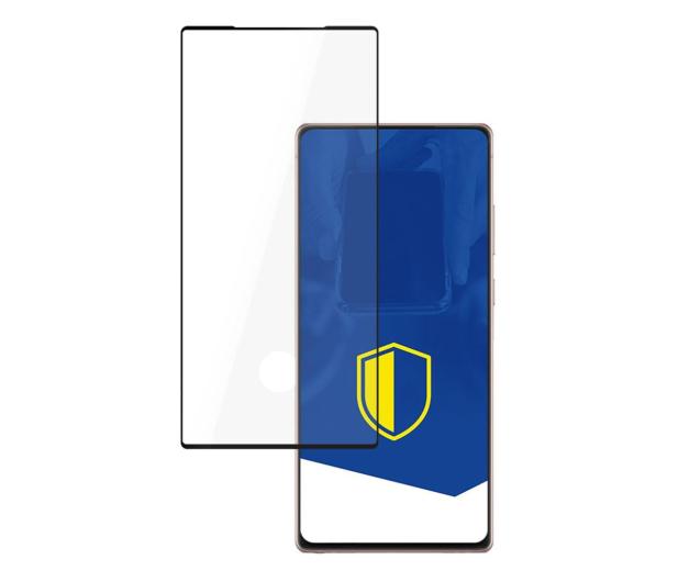 3mk Szkło HardGlass MAX do Samsung Galaxy Note 20 - 583619 - zdjęcie