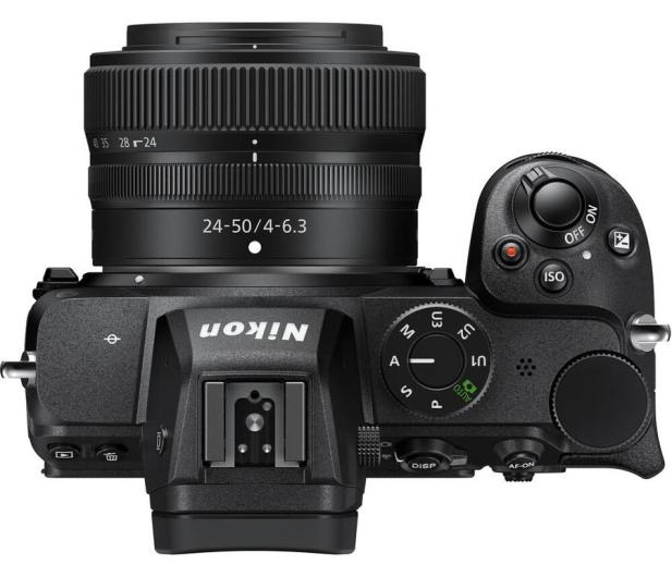 Nikon Z5 + 24-50mm + adapter FTZ - 583375 - zdjęcie 3