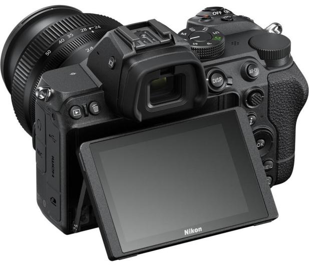 Nikon Z5 + 24-50mm + adapter FTZ - 583375 - zdjęcie 4