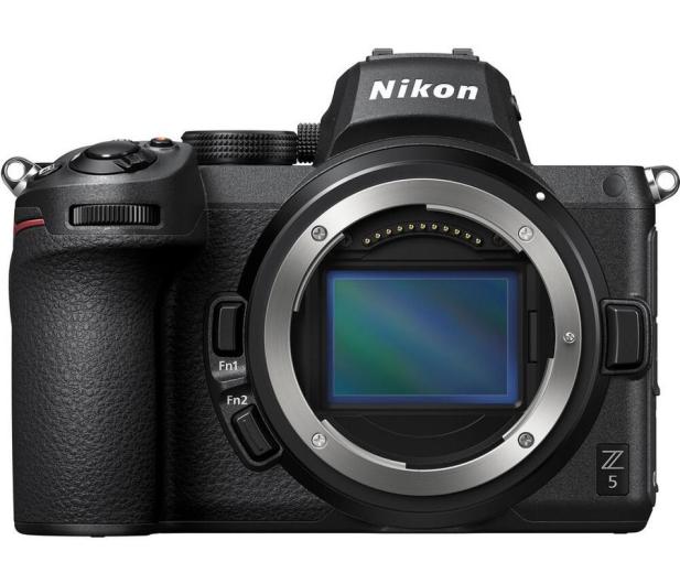 Nikon Z5 + 24-50mm + adapter FTZ - 583375 - zdjęcie 8