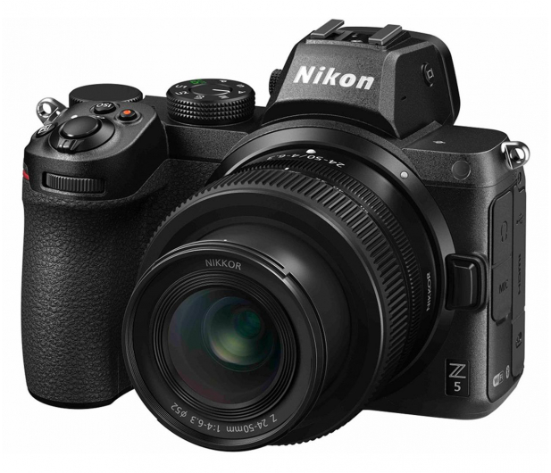 Nikon Z5 + 24-50mm + adapter FTZ - 583375 - zdjęcie