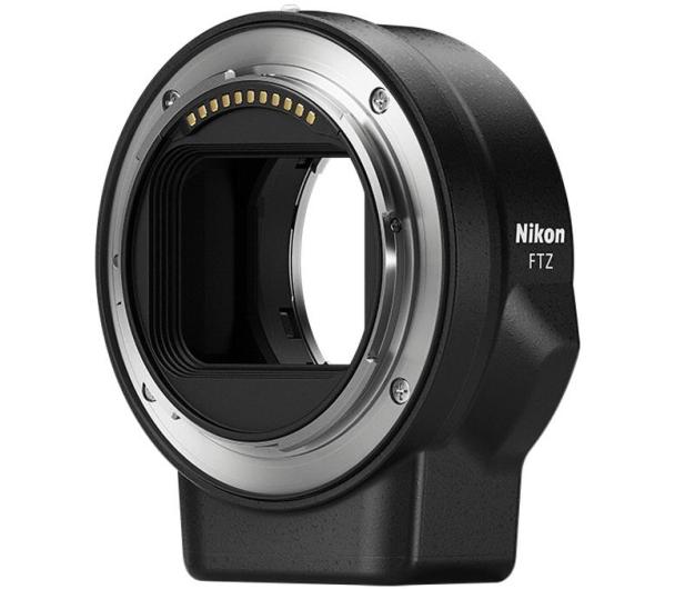 Nikon Z5 + 24-50mm + adapter FTZ - 583375 - zdjęcie 9