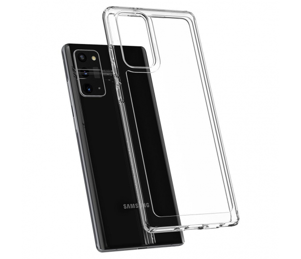 Spigen Ultra Hybrid do Galaxy Note 20 Crystal Clear - 583646 - zdjęcie 3