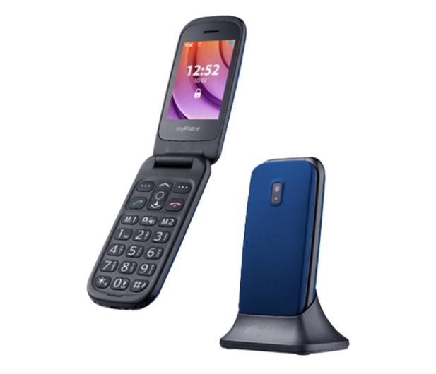 myPhone Twist 2 niebieski  - 588522 - zdjęcie