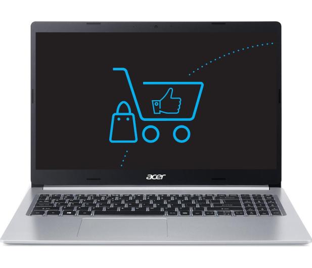Acer Aspire 5 i5-1035G1/12GB/512 IPS MX350 Srebrny - 575755 - zdjęcie 3