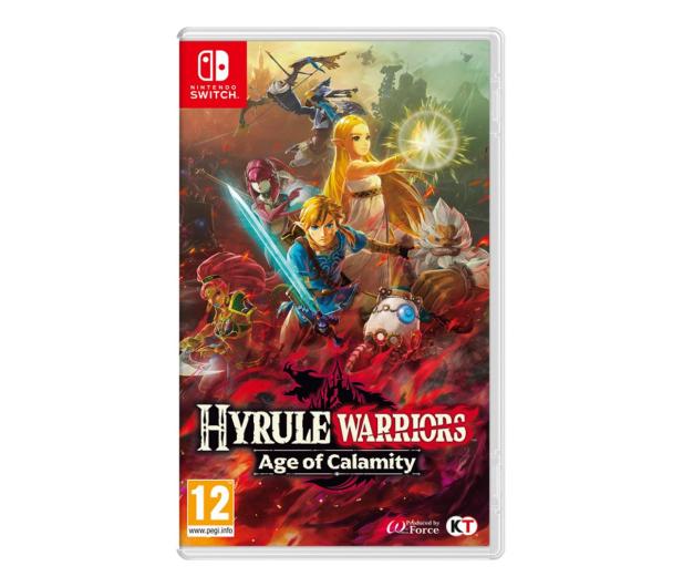Switch Hyrule Warriors: Age of Calamity - 591040 - zdjęcie