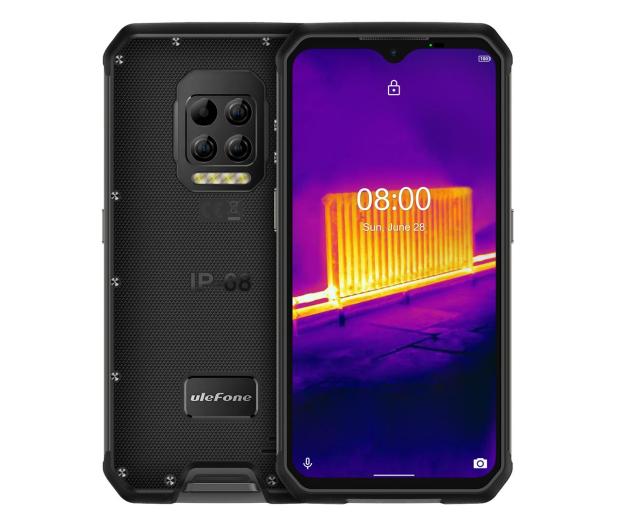 uleFone Armor 9 8/128GB Dual SIM LTE czarny - 589346 - zdjęcie
