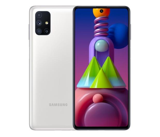 Samsung Galaxy M51 SM-M515F White - 587971 - zdjęcie