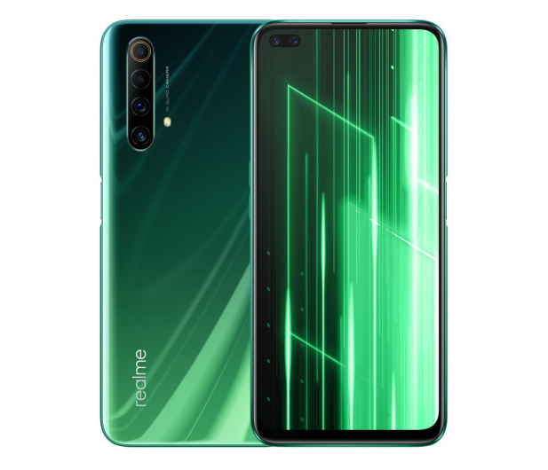 realme X50 5G Jungle Green 6+128GB 120Hz - 590529 - zdjęcie