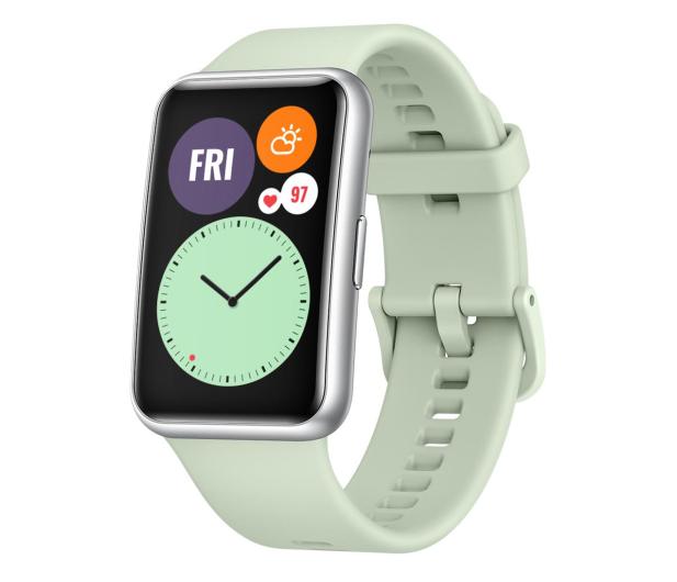 Huawei Watch Fit zielony - 589774 - zdjęcie