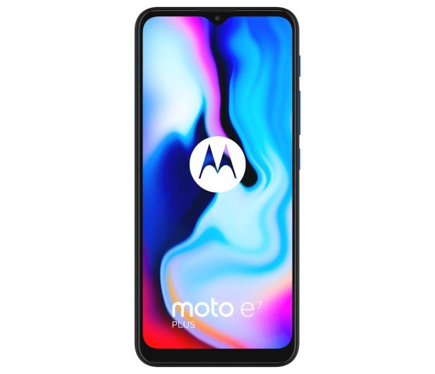 Motorola Moto E7 Plus 4/64GB Misty Blue - 590362 - zdjęcie 3