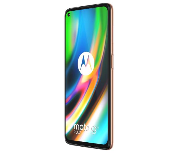 Motorola Moto G9 Plus 4/128GB Blush Gold + 128GB - 591582 - zdjęcie 3