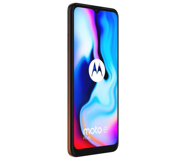 Motorola Moto E7 Plus 4/64GB Twilight Orange - 591861 - zdjęcie 4