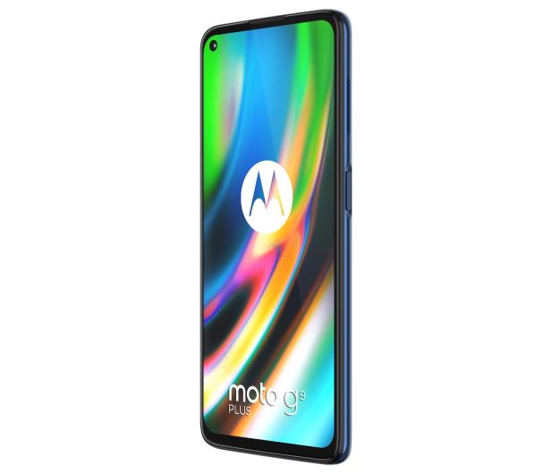 Motorola Moto G9 Plus 4/128GB Navy Blue - 589638 - zdjęcie 3